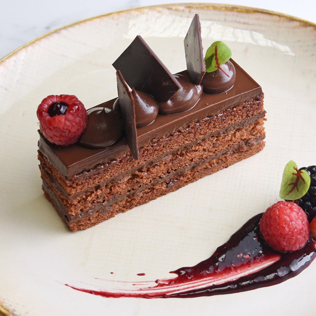 Signature Chocolate Cake