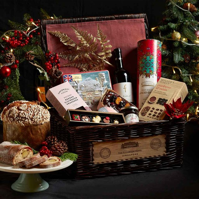 Golden Greetings Hamper
