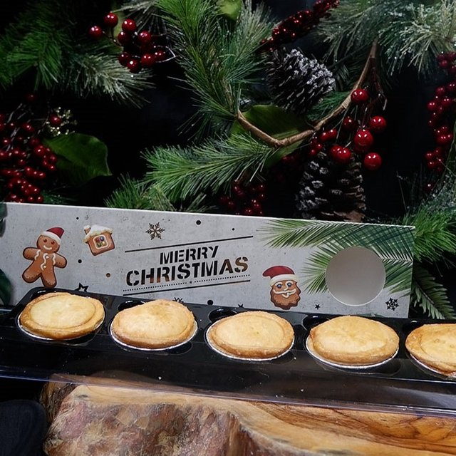 Mini Mince Fruit Pies