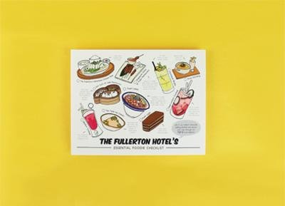 Fullerton Foodies Postcard
