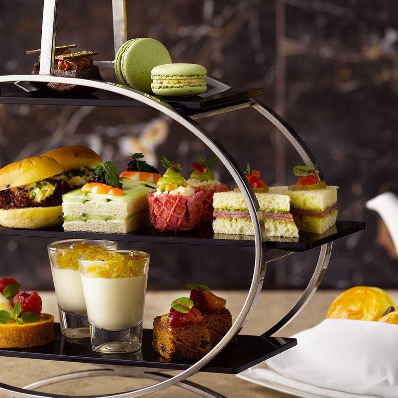 Weekday Afternoon Tea for Two at The Courtyard