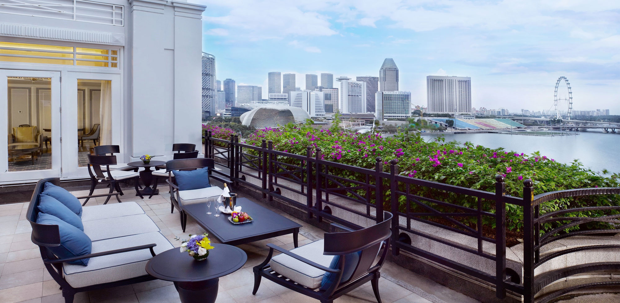 Suite Stay in Style at The Fullerton Hotel Singapore